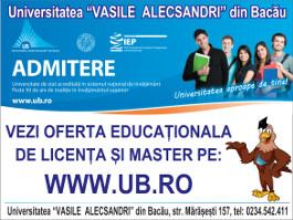 Universitatea Vasile Alecsandri Bacau