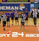 VOLEI (m), Cupa României   Sezonul se deschide în Bacău