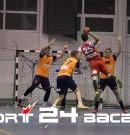 HANDBAL, Turneul semifinal J1 (m) | LPS Buzău – CSȘM Bacău 23-41 (7-20)