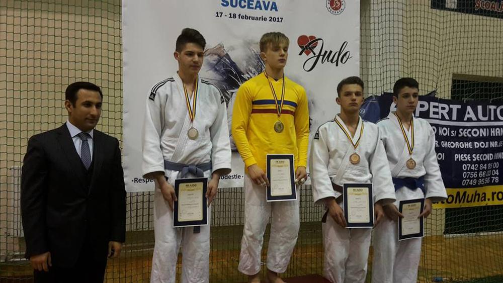 podium suceava judo