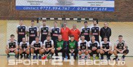 HANDBAL, Divizia A (m) | CS Medgidia – CSȘM Bacău 29-36 (11-19)