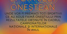 EVENIMENT | Oneștiul poate: Gala Sportului Oneștean!