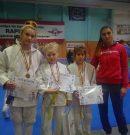 JUDO | Aur și argint pentru CS Bronx