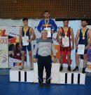 LUPTE GRECO-ROMANE, Finala Campionatului Național U23 | 3 medalii de aur, 3 de argint si una de bronz