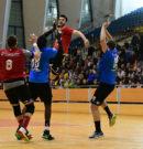HANDBAL, Liga Zimbrilor | Băcăuanii au fost răpuși la limită pe terenul focșănenilor: CSM 2007 Focșani – CSM Bacău 23-22 (12-11)