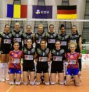 VOLEI, Divizia A1 (feminin)   Federația Română de Volei a decis încheierea ediției actuale. Știința Bacău a terminat pe locul al patrulea