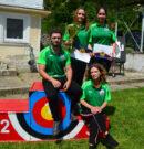 TIR CU ARCUL, Cupa României Field   Trei medalii pentru băcăuani